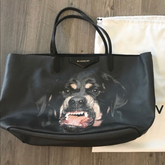 dc0234580050 Givenchy Handbags - Rottweiler Givenchy bag